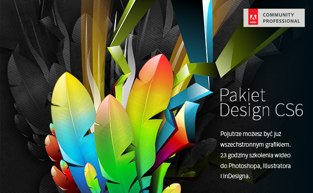 Pakiet Design CS6
